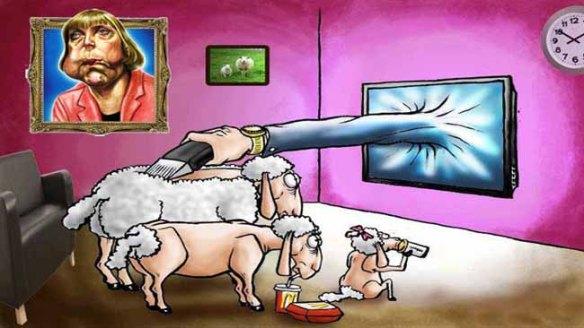 Leben in einer manipulierten Wirklichkeit