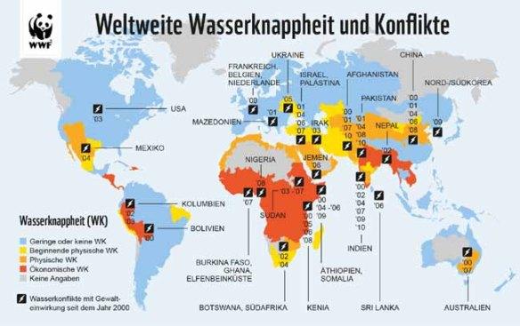 World Water Forum 2012: Kampf gegen globale Wasserkrise