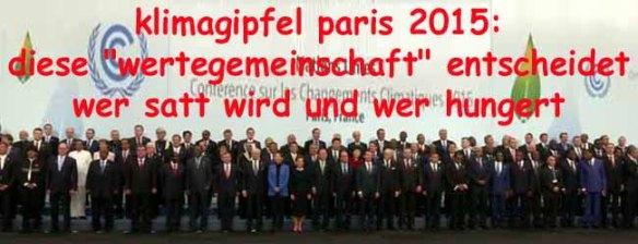 klimagipfel 2015 paris