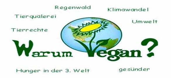 vegan warum