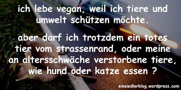 veganes fleisch