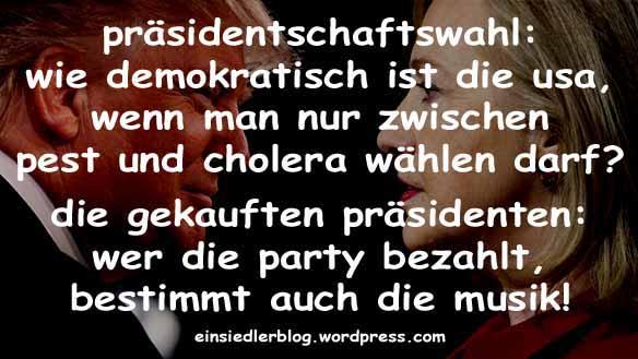 präsidentschaftswahl